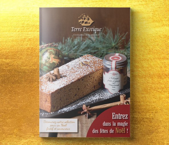 Catalogue de Noël - Terre Exotique