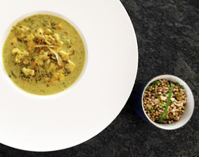 Poulet Curry Breton