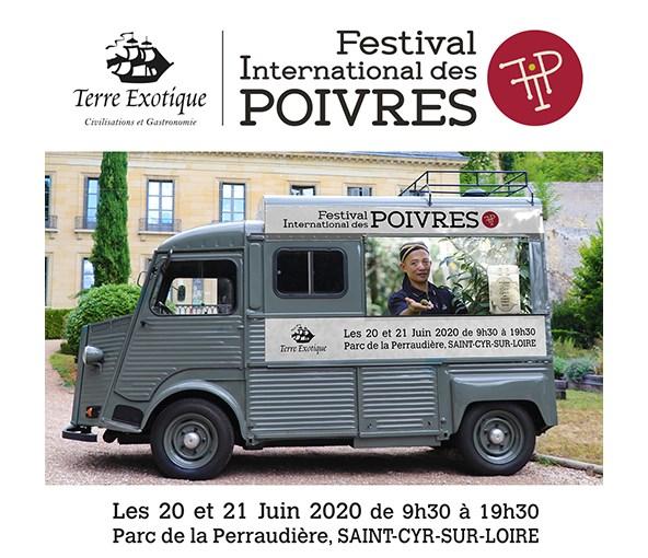 Festival International des Poivres - Terre Exotique