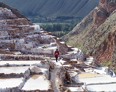 À la découverte du sel de Maras