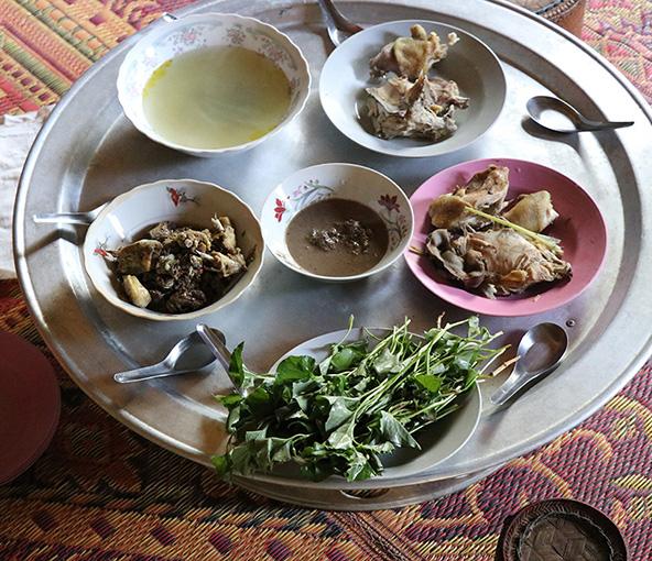 Poulet à la baie Ma Khaen - Terre Exotique