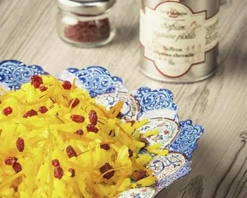 Recettes cuisine persane